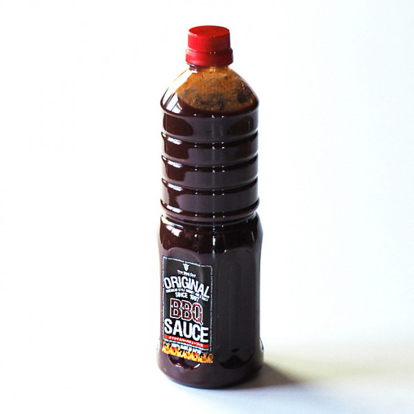 "The Meat Guy's Original ""Real"" Barbecue Sauce L-Size (1200g)"