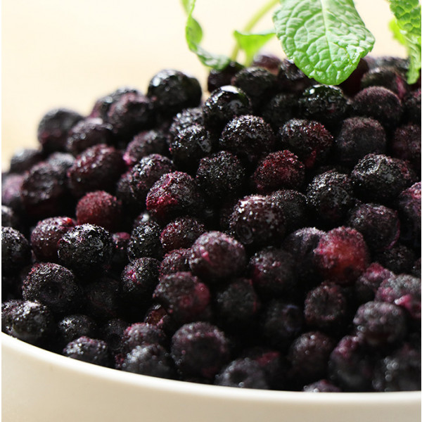 【Additive-free】Frozen Wild Blueberries From Canada (1kg)
