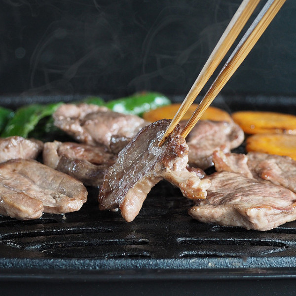 Australian Lamb Yaki-Niku Slices (200g)
