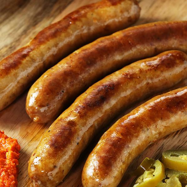 The Meat Guy's Original Nachos Sausage (4pc)