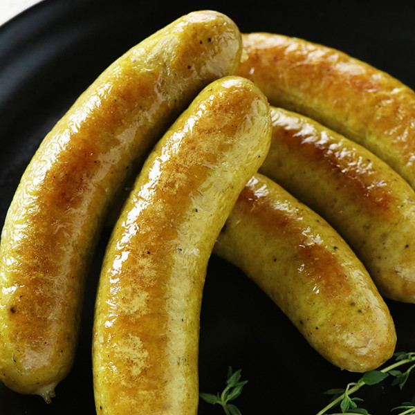 【No Additives】The Meat Guy's Original Mild Curry Sausage  (5pc)