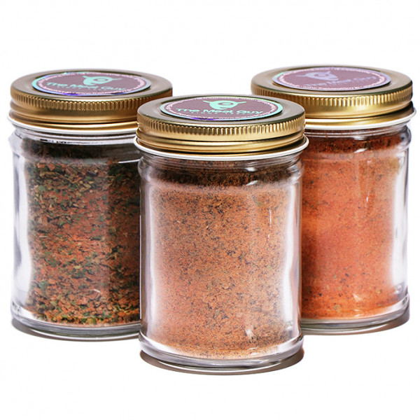 The Meat Guy's 3 Piece Spice Set