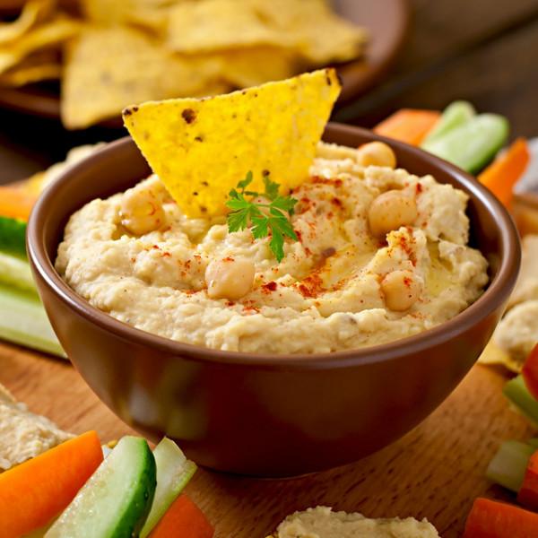 Organic Hummus (125g)