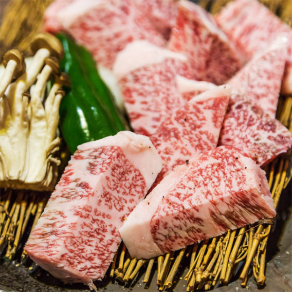 Japanese Wagyu Steak Off Cut Cubes 200g