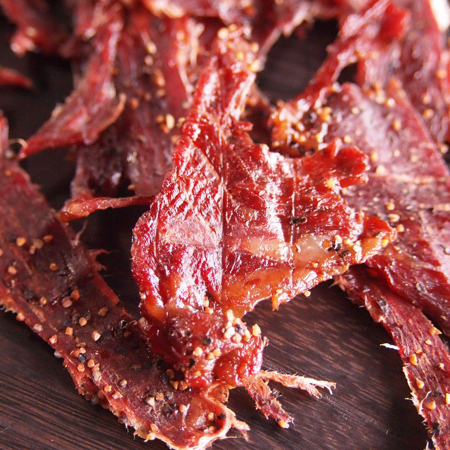 Premium Beef Jerky - The Real Thing!