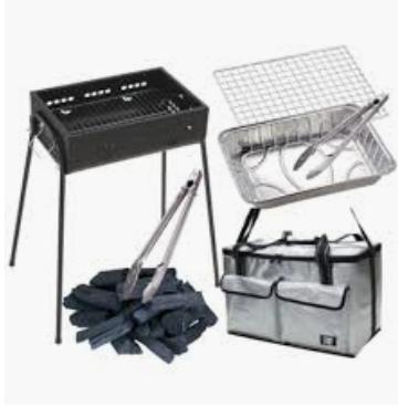 バーベキュー(BBQ) 調理器具