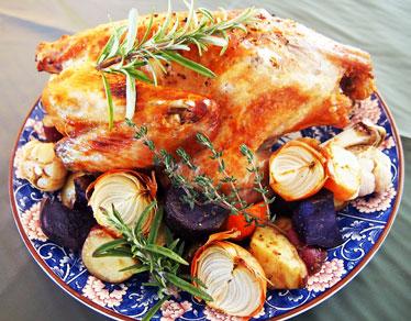豪華!七面鳥の丸焼きは自宅オーブンで作れる!?