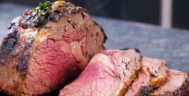How to cook delicious roast beef