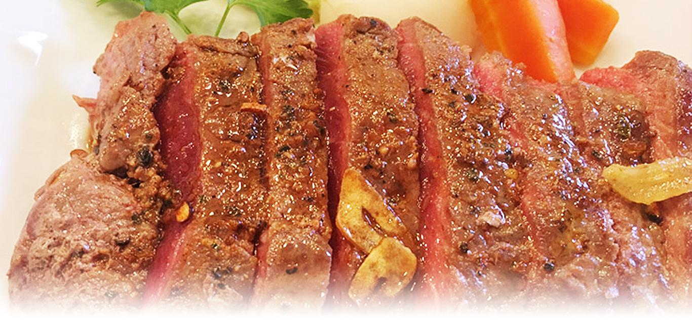 ステーキをフライパンで!お肉のプロが教える美味しい焼き方