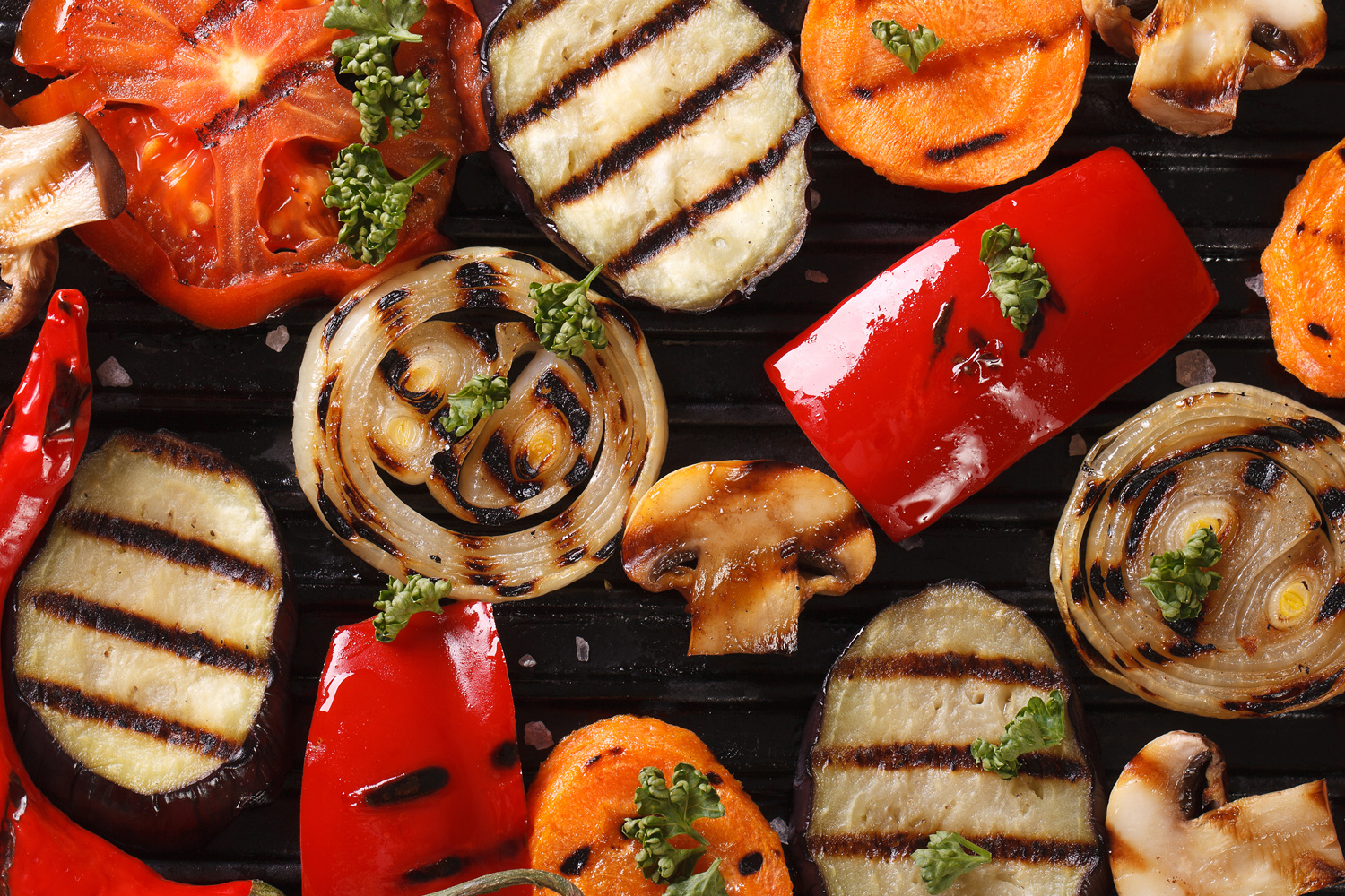 Have a Healthy BBQ! Don't Skip Out on the Veggies.