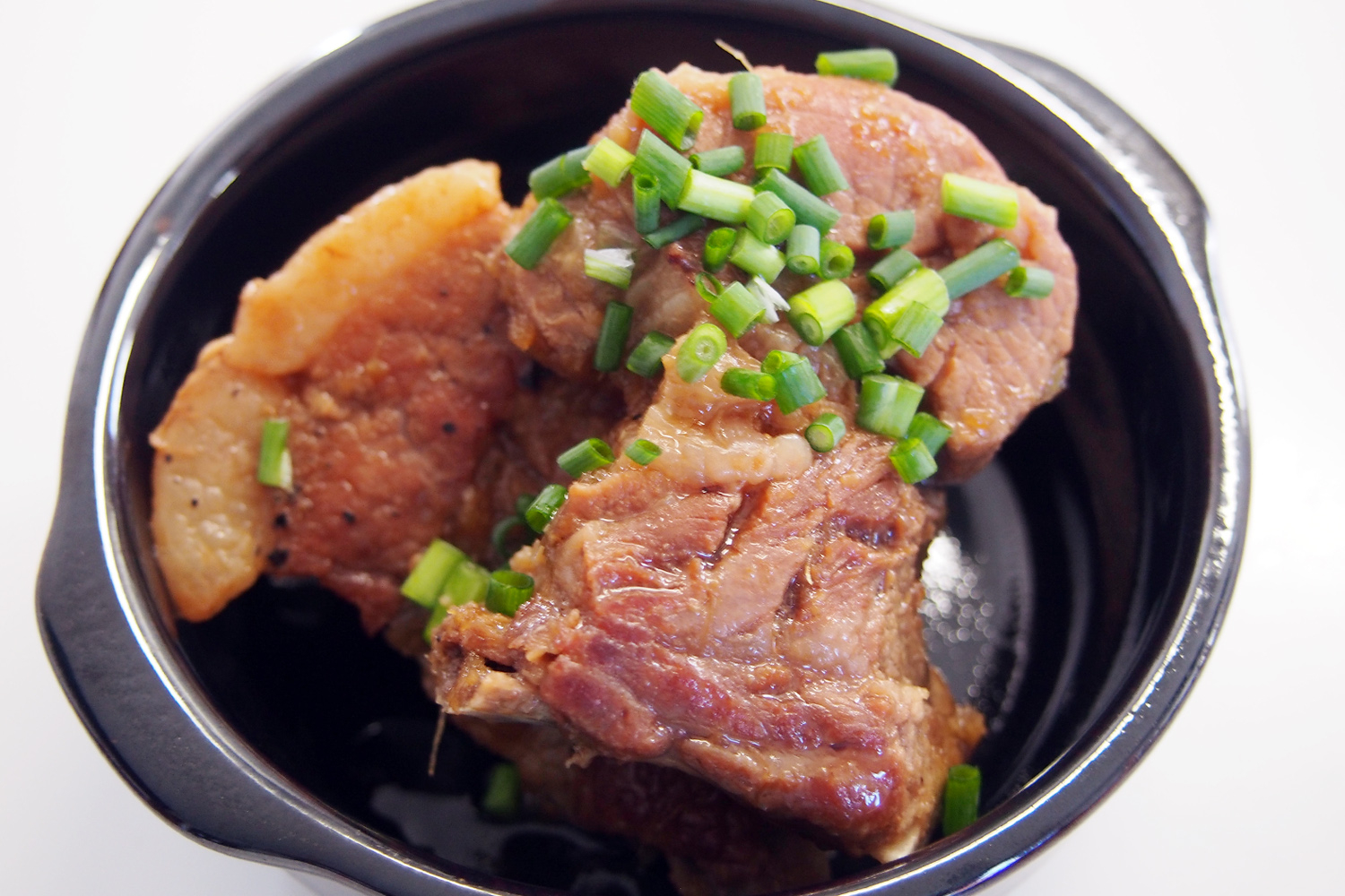 Chinese Style Stewed Spareribs