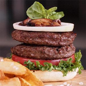 カンガルー肉 ハンバーガーパティ